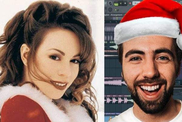 If 'All I Want For Christmas' Was An EDM Banger