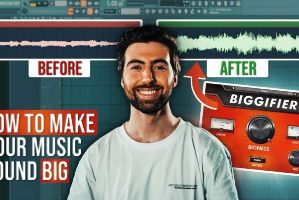 How To Make Your Music Sound BIG (Biggifier Plugin)